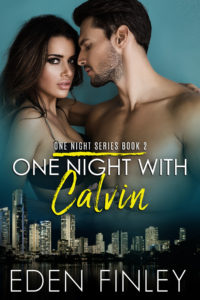 BK2 One Night with Calvin E-Book Cover