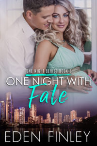 BK3 One Night with Fate E-Book Cover