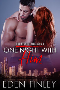 BK5 One Night with Him E-Book Cover