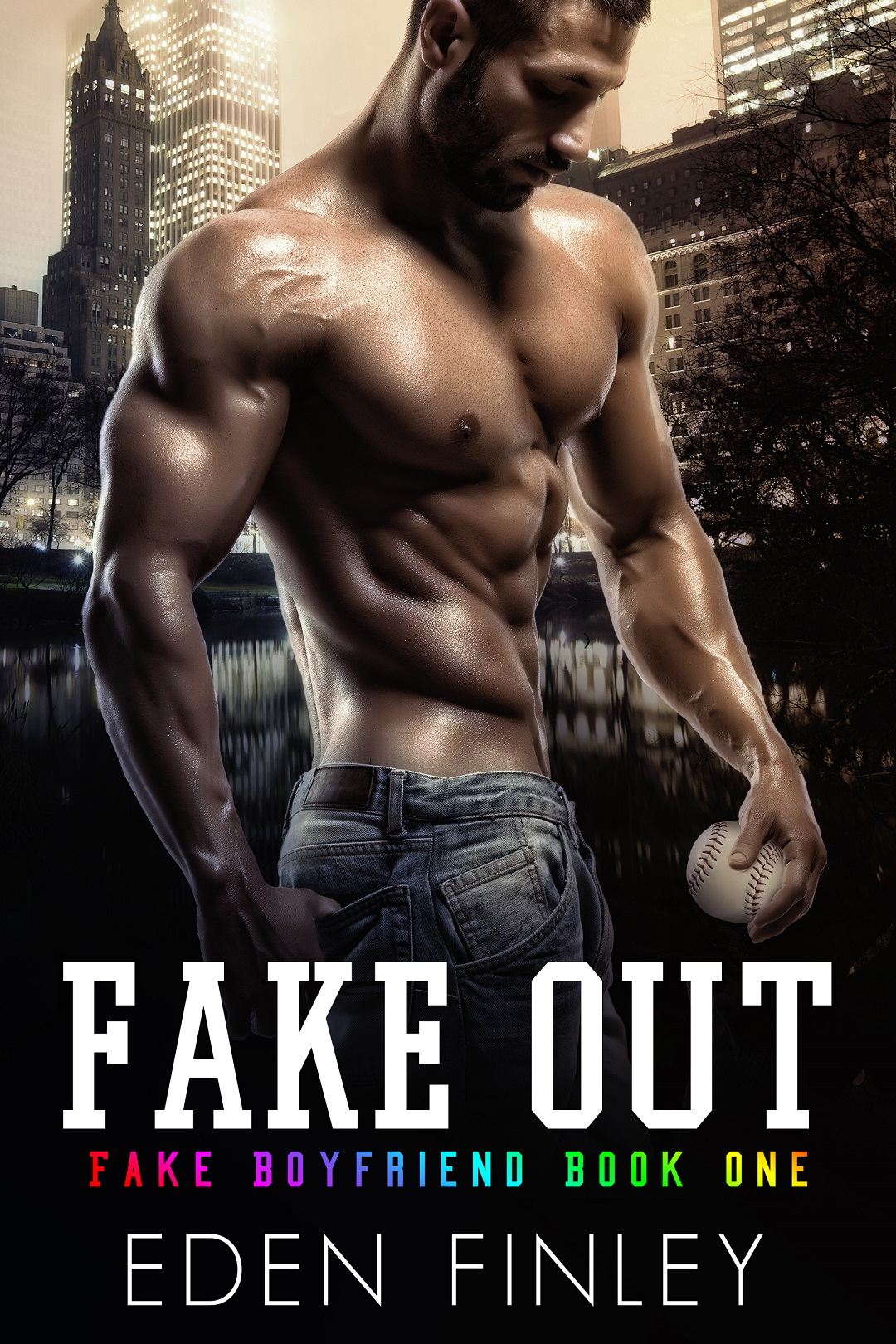 1.1 Fake Out E-Book Cover SMALLER